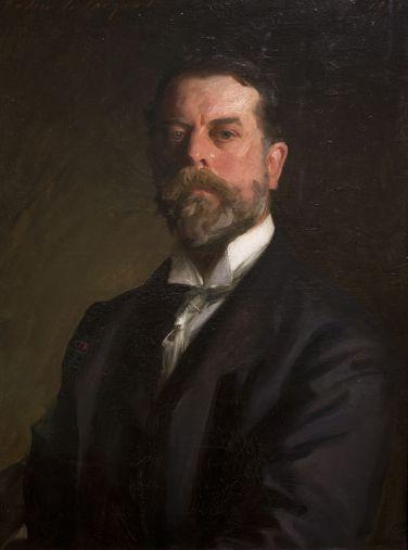 Portrait of the artist, John Singer Sargent