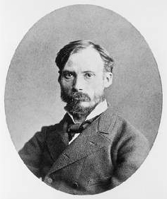 Photograph of the artist, Pierre Auguste Renoir